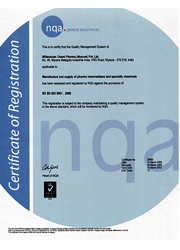 NQA Registration Certificate